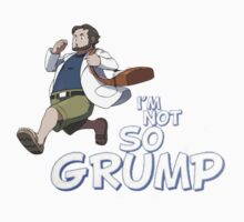 PROFESSOR JON - NOT SO GRUMP - GAME GRUMPS CLASSIC JONTRON EGORAPTOR Kids Clothes
