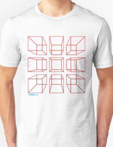3D Cubes T-Shirt