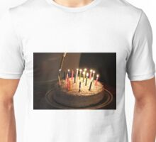 Lighting The Candles Unisex T-Shirt