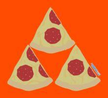 Pizza Triforce by GeekGamer
