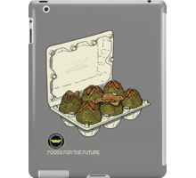 Food for the future. iPad Case/Skin