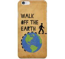 Walk Off The Earth iPhone Case/Skin