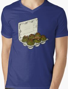 Food for the future. Mens V-Neck T-Shirt