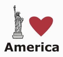 I Love America by sweetsixty