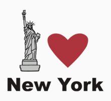I Heart New York by sweetsixty
