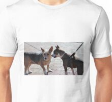 Dog Meeting Unisex T-Shirt