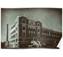 Bryant & May Match Factory Poster