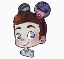 Chris Colfer by Sunshunes