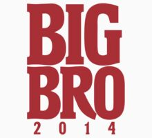 Big BRO 2014 Kids Tee