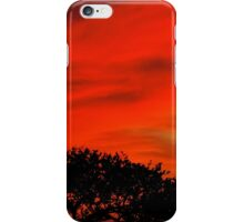 Safe in the harbor iPhone Case/Skin