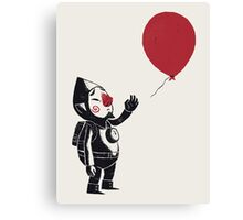 balloon fairy Canvas Print