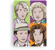 The Doctors 5 to 8 Canvas Print