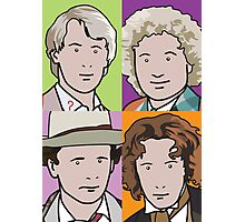 The Doctors 5 to 8 Photographic Print