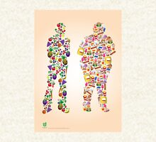 Health Awareness Poster Hoodie