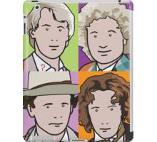 The Doctors 5 to 8 iPad Case/Skin