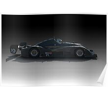 SCCA Racecar P1 Poster