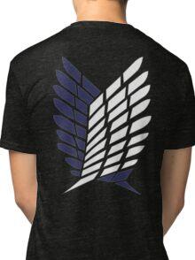 Attack on Titan - Scouting Legion Tri-blend T-Shirt