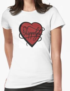 Hippolyta Womens Fitted T-Shirt