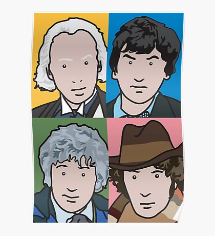 The Doctors 1 to 4 Poster