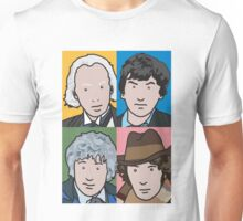 The Doctors 1 to 4 Unisex T-Shirt