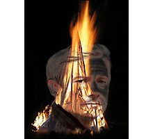 John Fire Photographic Print