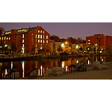 Providence River Photographic Print