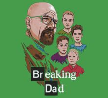 Breaking Dad In The Middle by Runehise