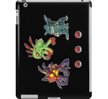 Choose your starter! iPad Case/Skin