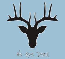 No Eye Deer - T shirt Baby Tee
