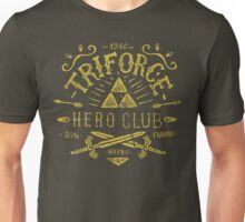 Triforce Hero Club Unisex T-Shirt