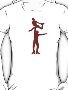 Figure skating couple T-Shirt