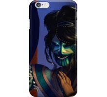 Cantonese Ghost iPhone Case/Skin