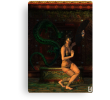 Crouching Tiger, Hidden Dragon Canvas Print