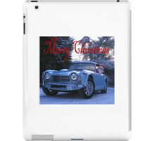 Merry Christmas Classics and Triumphs iPad Case/Skin