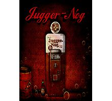 Juggernog Perk Poster Zombies Photographic Print