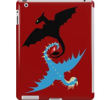 How to Train Your Dragon - Toothless and Stormfly iPad Case/Skin