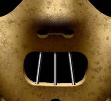 Hannibal Mask Sticker