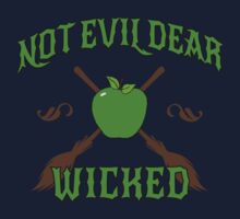 Not Evil Dear, Wicked Kids Clothes