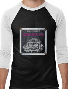 Hardcore Zen German cover Men's Baseball ¾ T-Shirt