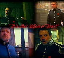 It Is Either Valjean Or Javert by katey2005