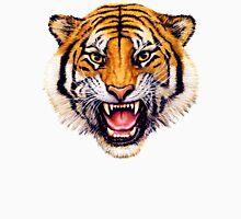 snarling tiger t-shirt design Unisex T-Shirt