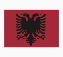 Albanian Flag by sweetsixty