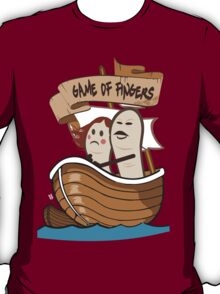 Game Of Fingers - Game Of Thrones T-Shirt
