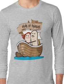 Game Of Fingers - Game Of Thrones Long Sleeve T-Shirt