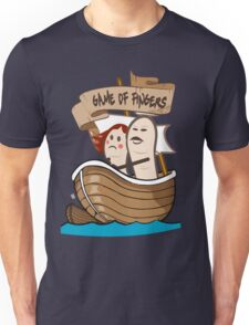 Game Of Fingers - Game Of Thrones Unisex T-Shirt