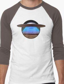Arriving on Altair IV Men's Baseball ¾ T-Shirt