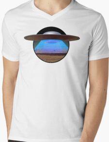 Arriving on Altair IV Mens V-Neck T-Shirt