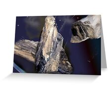 ASTEROID AGE  Greeting Card