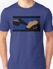 Fight Club Gun (Opening) T-Shirt