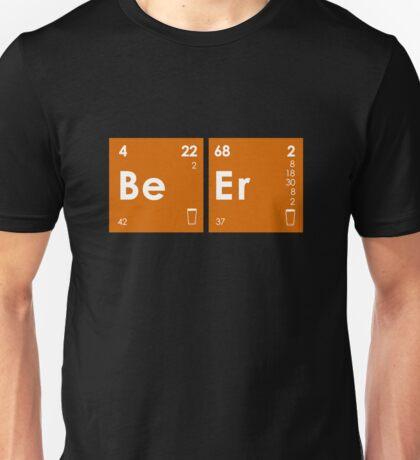 Beer Elements - T shirt Unisex T-Shirt